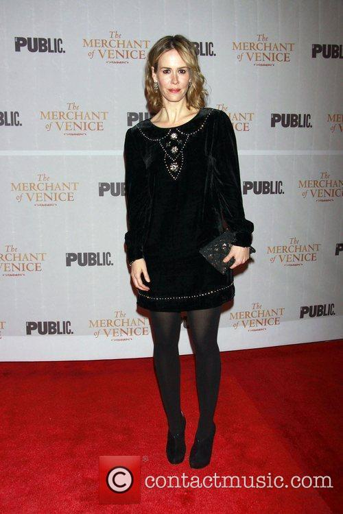 Sarah Paulson  Opening night celebration of The...