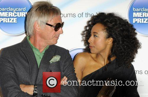 Paul Weller and Corinne Bailey Rae 10