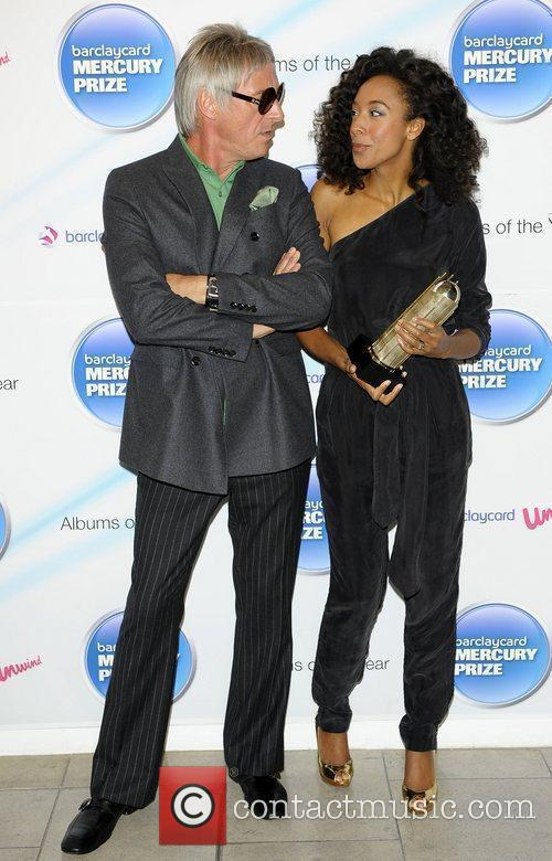 Paul Weller and Corinne Bailey Rae 2