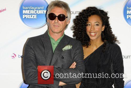 Paul Weller and Corinne Bailey Rae 8