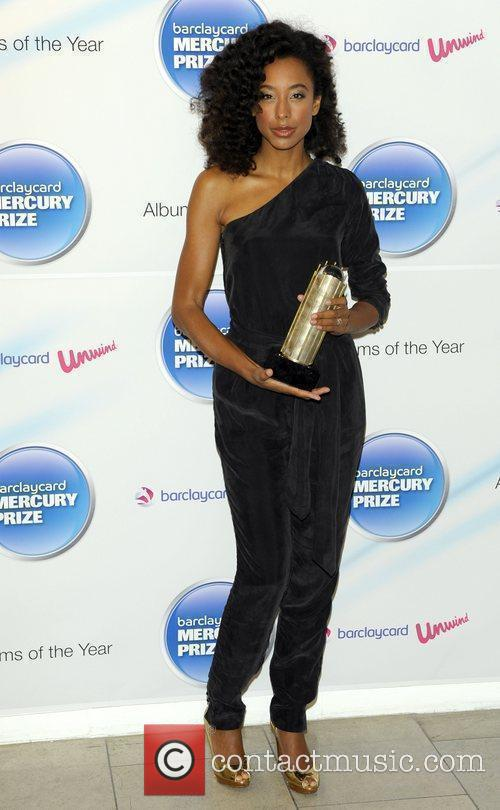 Corrine Bailey Rae Mercury Prize Nominations at The...