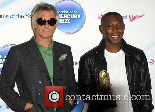 Paul Weller, Dizzee Rascal, Mercury Music Prize