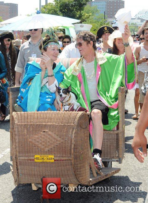 2010 Mermaid Parade in Coney Island