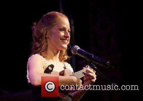 Performing at the Edinburgh International Fringe Festival 2010...