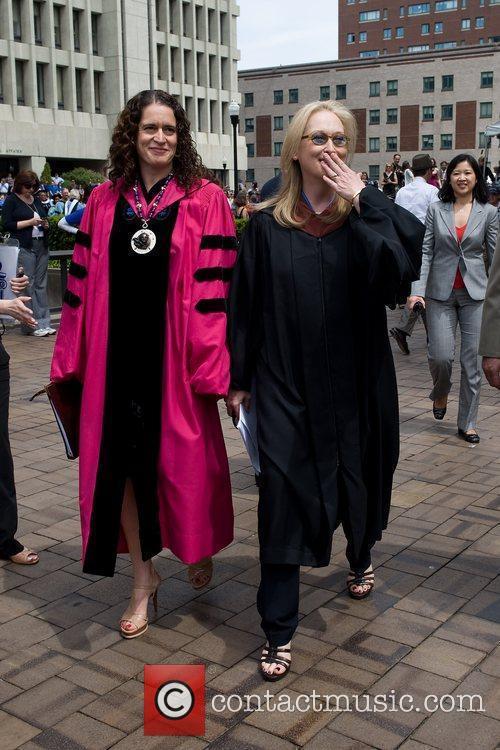 Meryl Streep and Debora L. Spar 6