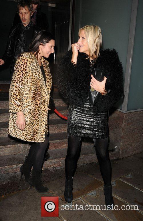 Nicole Appleton,  at the Met Bar. London,...