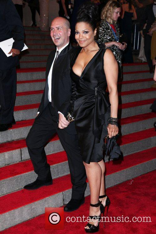 Janet Jackson The Costume Institute Gala Benefit to...