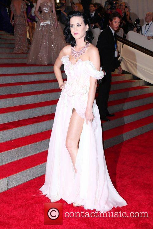 Katy Perry The Costume Institute Gala Benefit to...