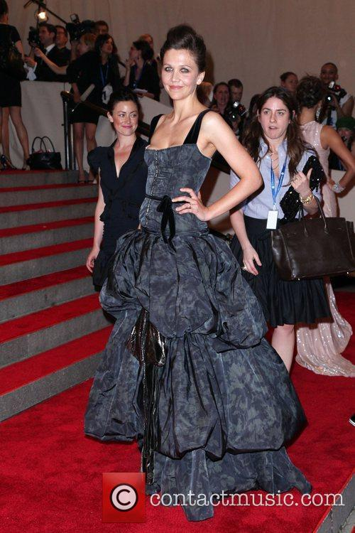 Maggie Gyllenhaal The Costume Institute Gala Benefit to...