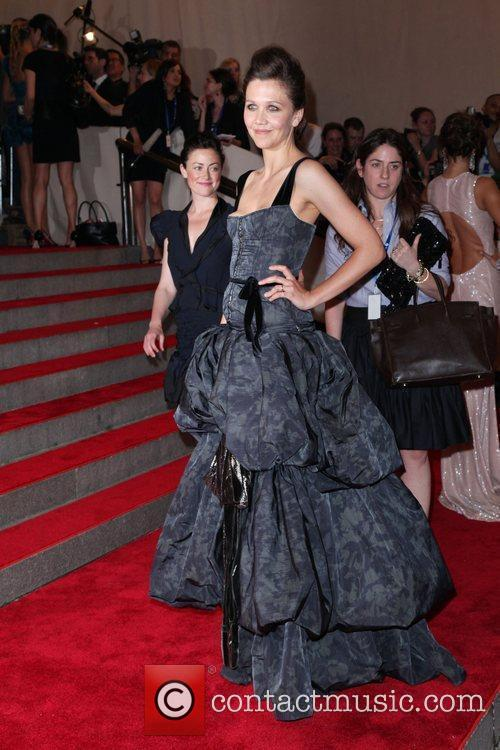 Maggie Gyllenhaal, Metropolitan Museum Of Art