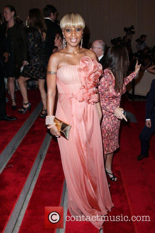 Mary J. Blige The Costume Institute Gala Benefit...