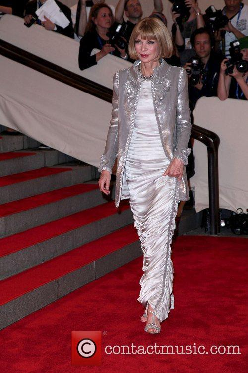 Anna Wintour The Costume Institute Gala Benefit to...