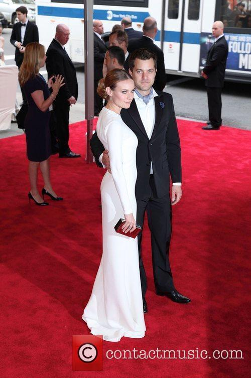 Diane Kruger and Joshua Jackson The Costume Institute...