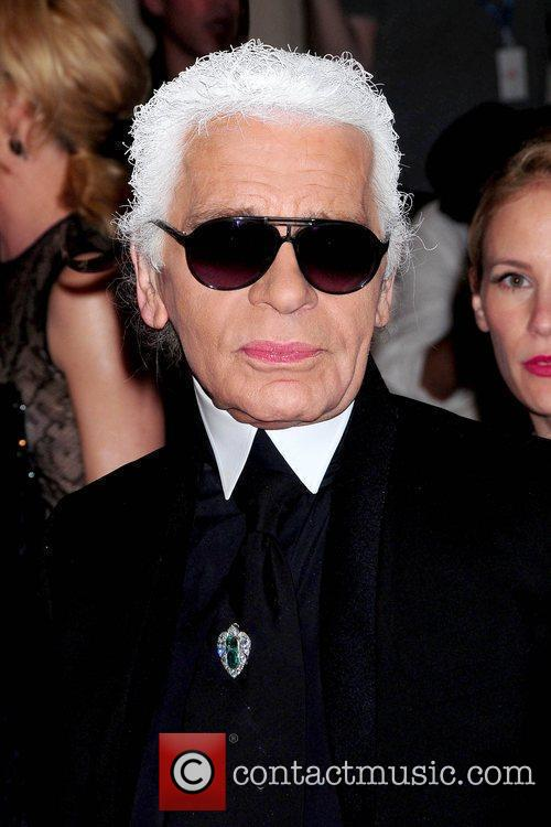 Karl Lagerfeld The Costume Institute Gala Benefit to...