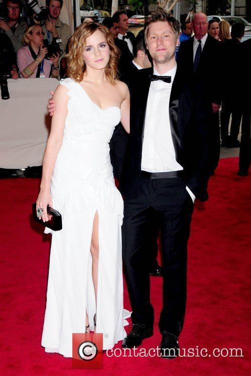 Emma Watson and Christopher Bailey 11