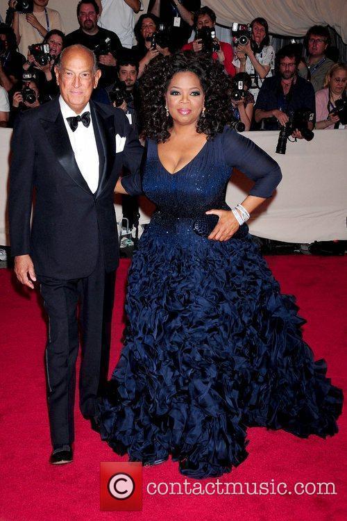 Oscar De La Renta and Oprah Winfrey 1