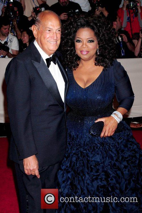 Oscar De La Renta and Oprah Winfrey 3