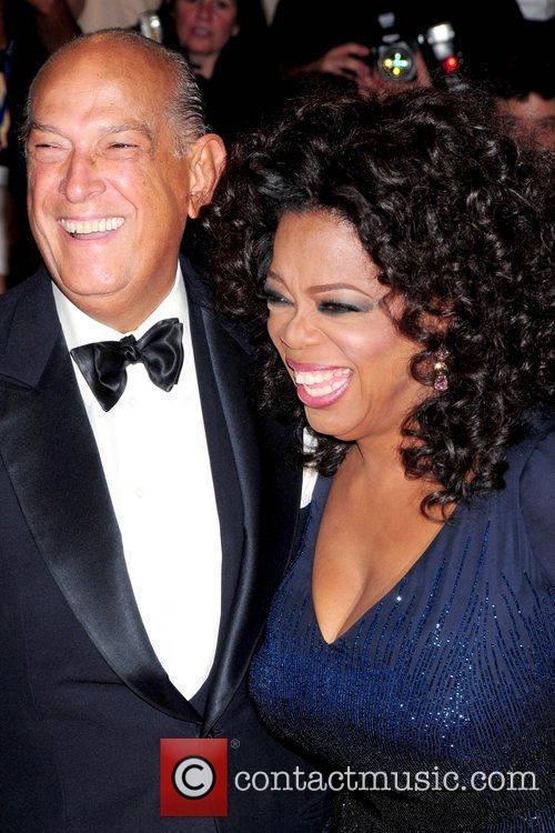 Oscar De La Renta and Oprah Winfrey 2