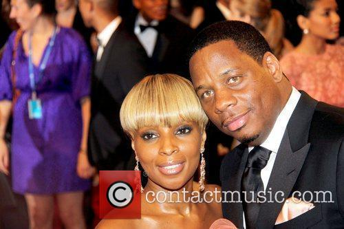 Mary J. Blige and Martin Kendu Isaacs The...