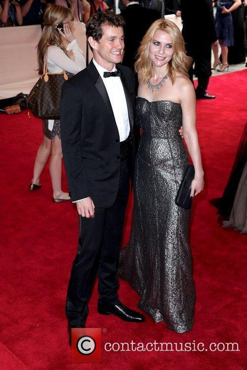 Hugh Dancy and Claire Danes The Costume Institute...