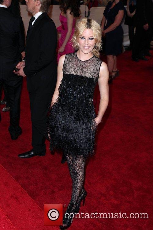 Elizabeth Banks The Costume Institute Gala Benefit to...