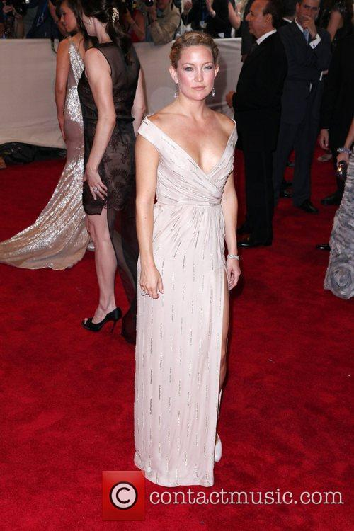 Kate Hudson The Costume Institute Gala Benefit to...