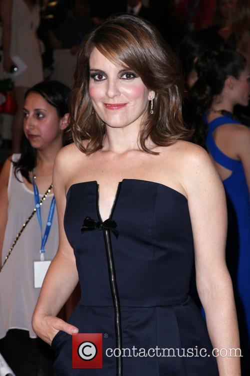 Tina Fey The Costume Institute Gala Benefit to...