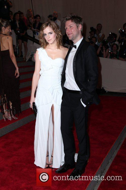Emma Watson and Christopher Bailey 10