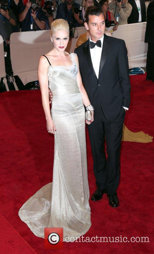 Gwen Stefani and Gavin Rossdale The Costume Institute...