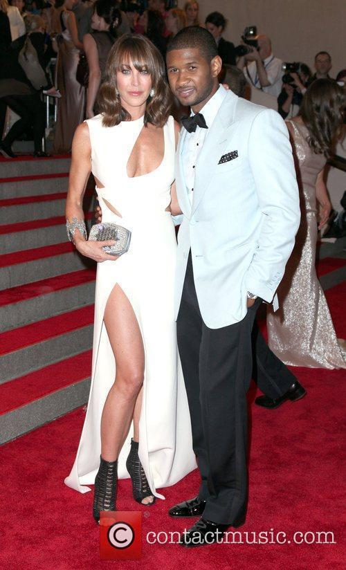 Usher The Costume Institute Gala Benefit to celebrate...