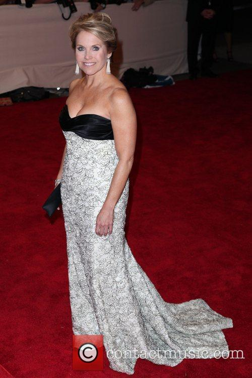Katie Couric The Costume Institute Gala Benefit to...