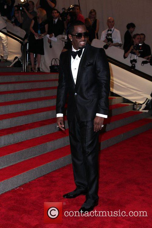 Sean 'P Diddy' Combs The Costume Institute Gala...