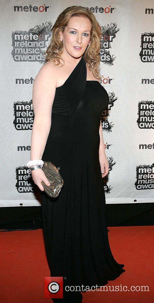 Katherine Lynch Meteor Ireland Music Awards at the...