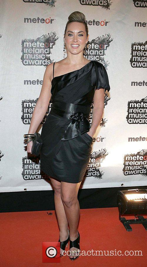 Kathryn Thomas Meteor Ireland Music Awards at the...