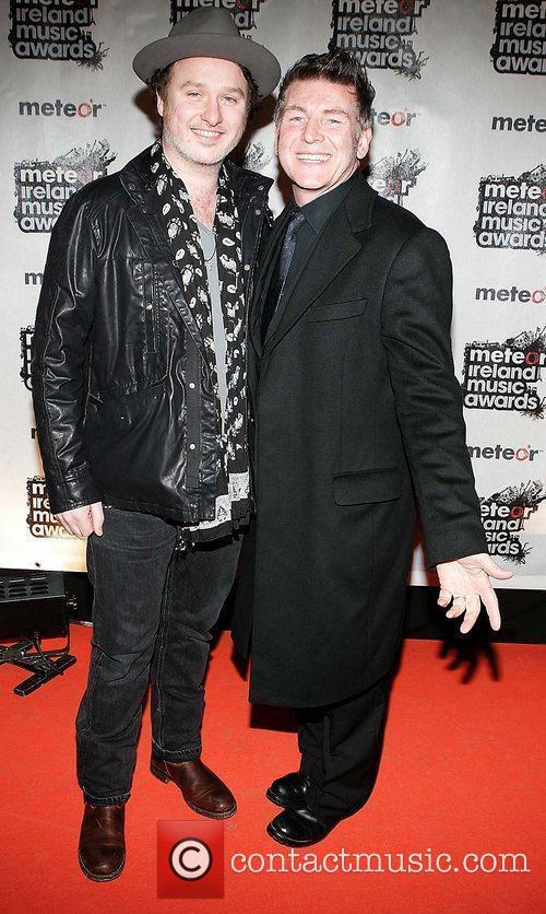 Mundy, Jerry Fish Meteor Ireland Music Awards at...