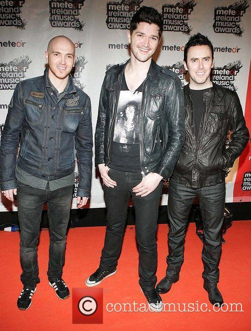 The Script Meteor Ireland Music Awards at the...