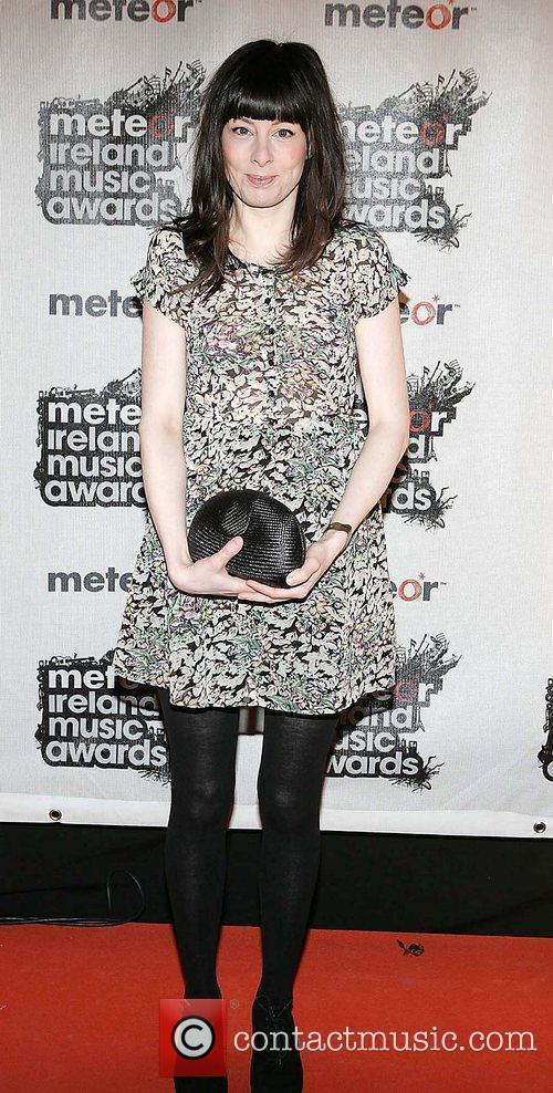 Valerie Francis Meteor Ireland Music Awards at the...