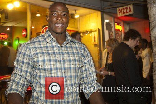 NFL Dallas Cowboys football player DeMarcus Ware out...