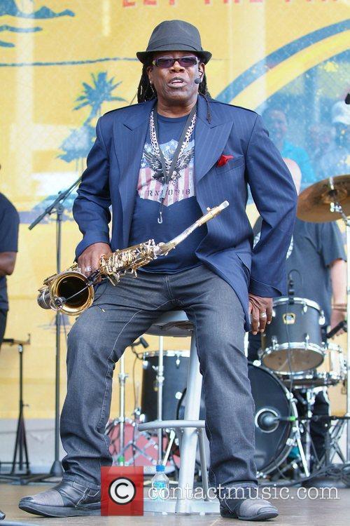 Clarence Clemons 9