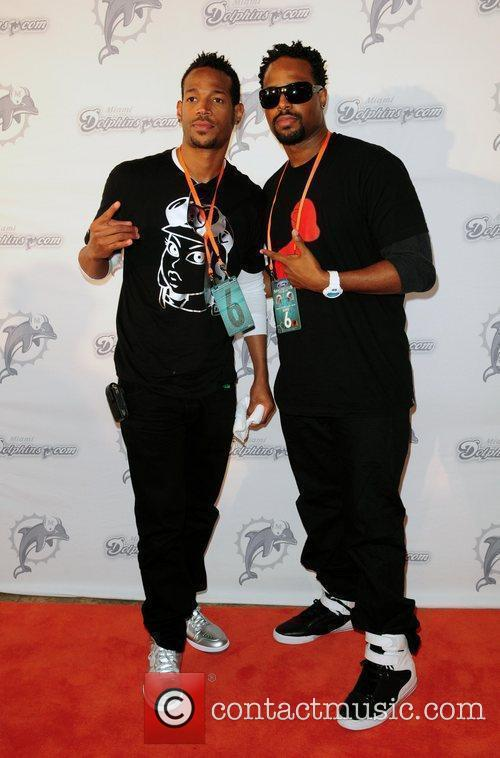 Marlon Wayans and Shawn Wayans