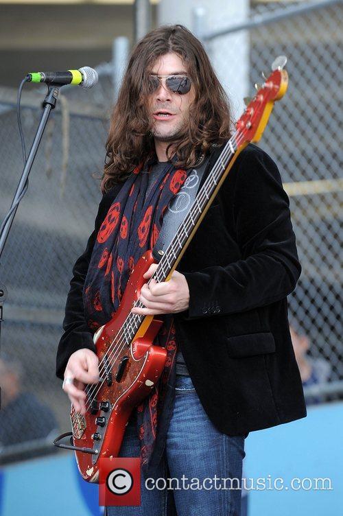 Michael Devin of the Jason Bonhams' Led Zeppelin...