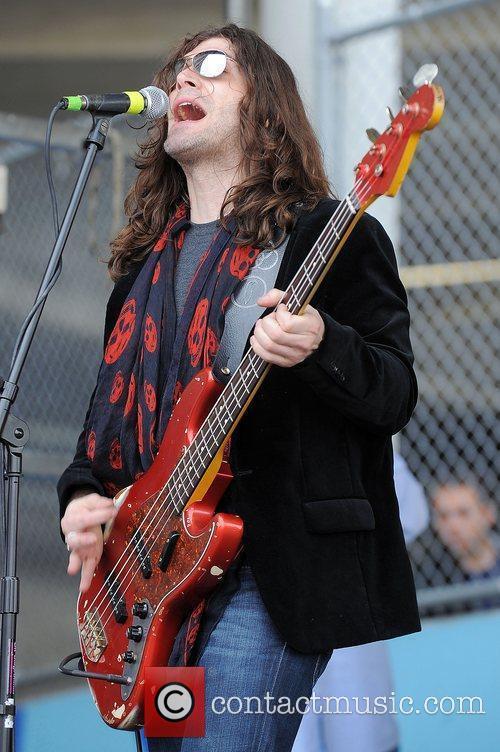 Michael Devin of the Jason Bonham's Led Zeppelin...
