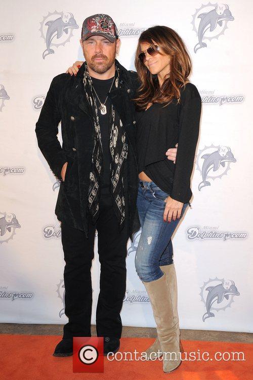 Jason Bonham and Robin Antin appear on the...