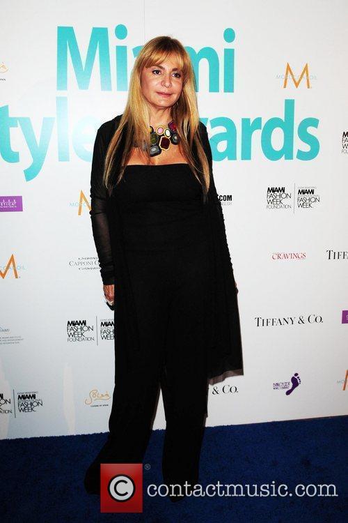 Fashion designer Vviana Gabeiras  The Miami Style...