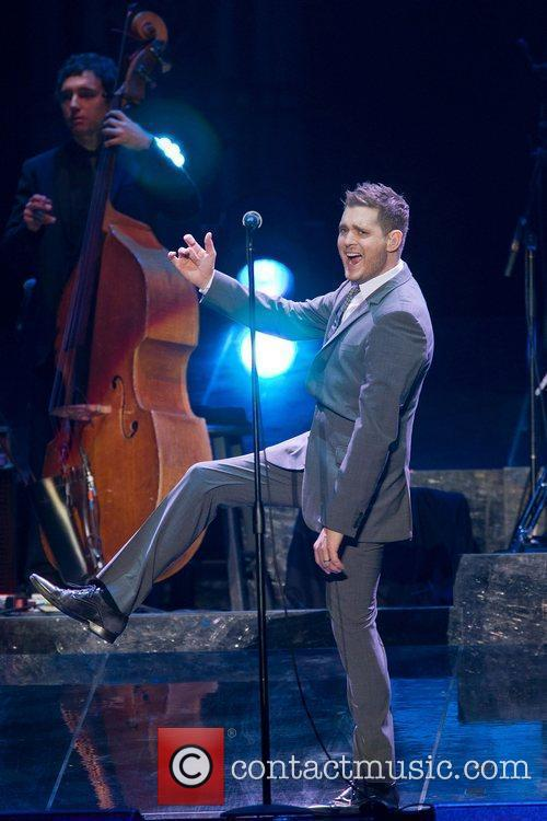 Michael Buble, Pavilhao Atlantico