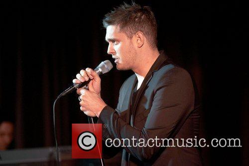 Michael Buble performs at The Wit Hotel for...