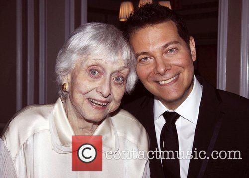 Celeste Holm and Michael Feinstein 2