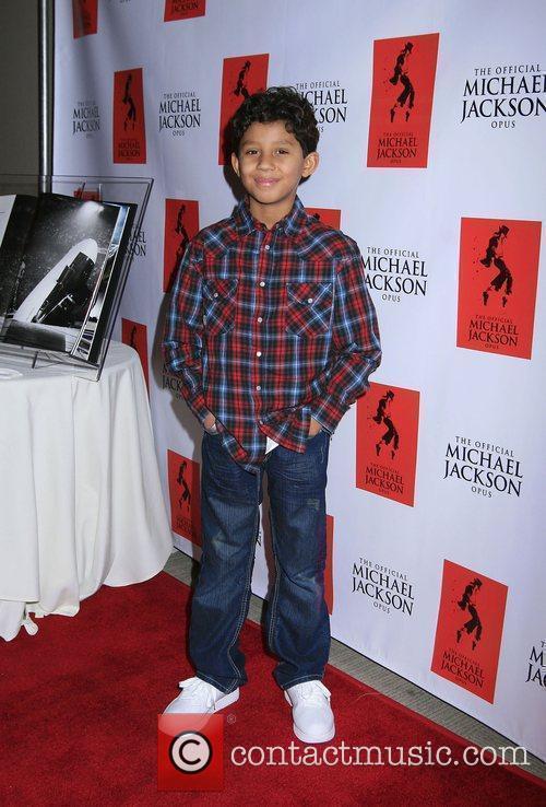 Jaffar Jackson and Michael Jackson 3