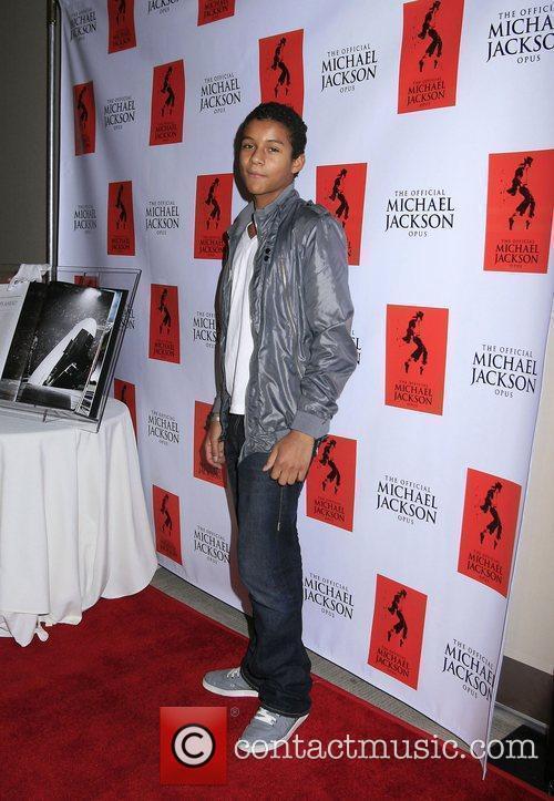 Jermajesty Jackson and Michael Jackson 2