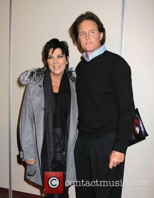 Kris Jenner and Michael Jackson 1